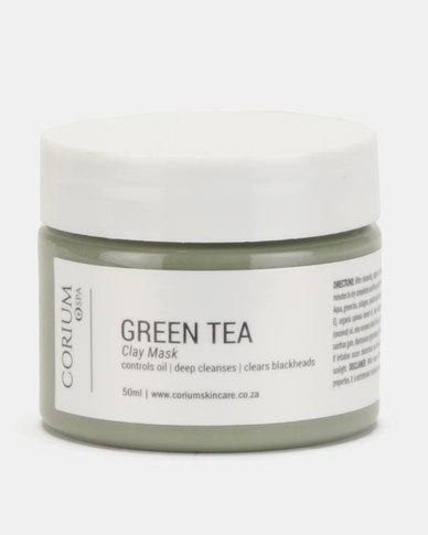 Corium 50ml Green Tea Clay Mask