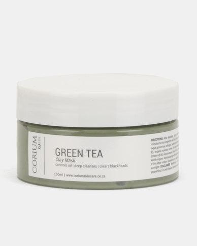 Corium 100ml Green Tea Clay Mask