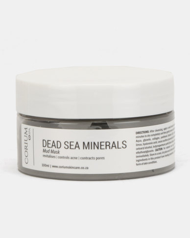 Corium 100ml Dead Sea Minerals Mud Mask