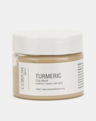 Corium 50ml Turmeric Clay Mask