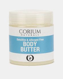 Corium 200ml Allergen-free Body Butter