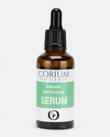 Corium 50ml Avocado Moisturising Overnight Serum