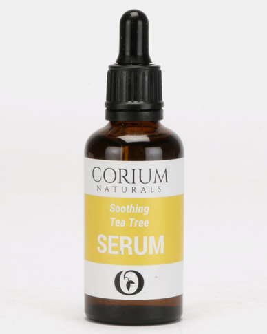 Corium 50ml Soothing Tea Tree Overnight Serum