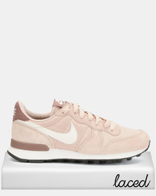 Nike Internationalist Particle Beige/Summit White-Smokey Mauve