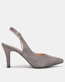 Utopia Slingback Courts Grey