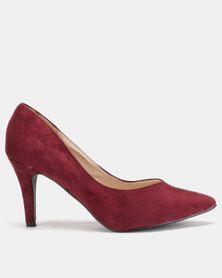 Utopia Microfibre Courts Burgundy