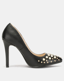 Utopia Pearl Courts Black