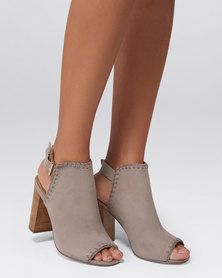 Forever New Janet Whip Stitch Bootie
