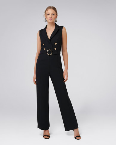 6b681b907ee6 Forever New Jayde Tux Jumpsuit