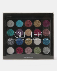 BYS Glitter Creme Palette 20Pc Multi