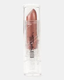 BYS Metallic Lipstick L80 Caramel Corn Brown