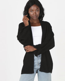 Utopia Knitwear Cardigan Black