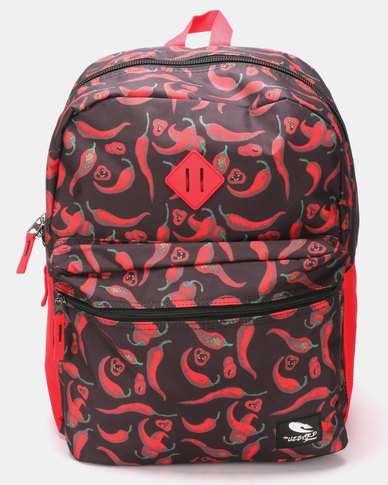 Lizzard  Gunner Backpack Red