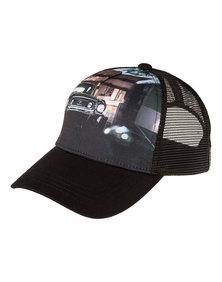 Pullin Trucker Cap Bullet Black
