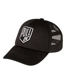 Pullin Trucker Cap Bull Black