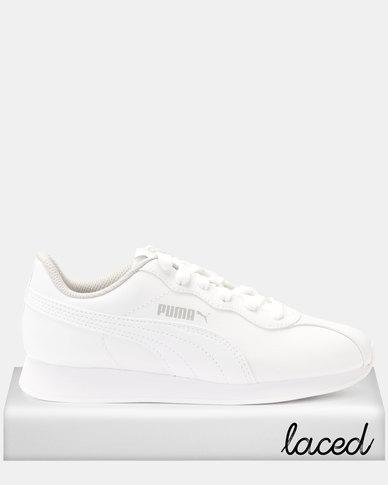 18900c4212035e Puma Sportstyle Core Boys Turin 11 AC JR Sneakers White