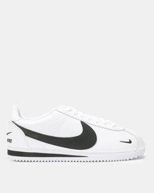 Nike Classic Cortez Prem Sneakers White/Black
