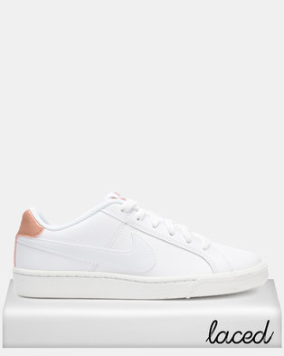nike south africa online best price guaranteed zando  nike wmns court sneakers white