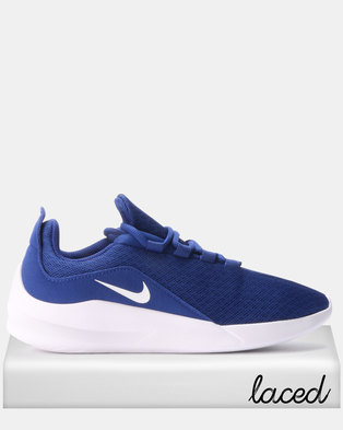 33d8cc22d116 Nike Viale Deep Royal Sneakers Blue White