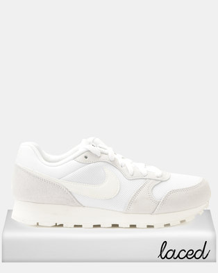 nike south africa online best price guaranteed zando  nike wmns nike md runner 2 sneakers white