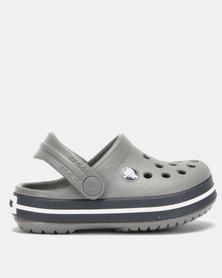 Crocs Crocband Clog K Smoke/Navy