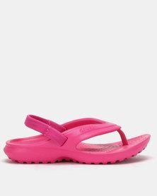 Crocs Classic Flip K Candy Pink
