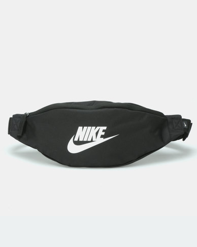 buy popular aaeb3 678eb Nike Sportswear Heritage Hip Pack Black   Zando