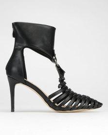 Footwork Anita Heels Black