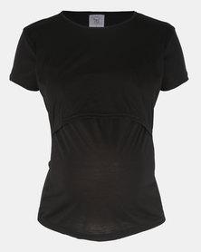 Hannah Grace Maternity Breastfeeding T-shirts