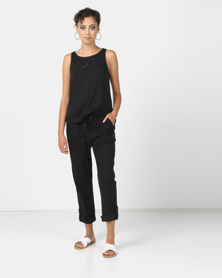 Roxy Symphony Lover New Pants Black