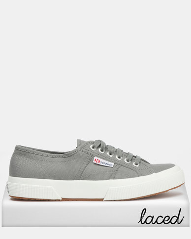 Superga Classic Canvas Grey Sage