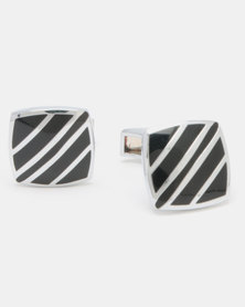 Xcalibur Square Cufflinks Multi