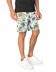 Pullin Dening Epic Shorts Foliage Multi