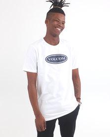 Volcom Hardcore T-Shirt White