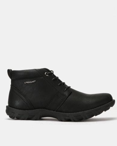 Urbanart Track 9 Nub Boots Black