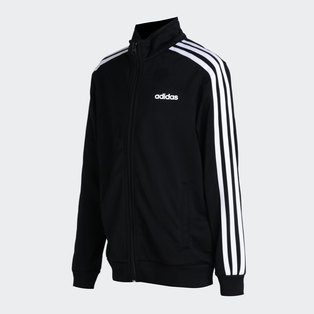 ESSENTIALS 3-STRIPES TRICOT TRACK JACKET