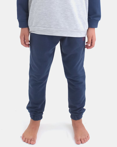 Fox Boys Swisha Fleece Pants Navy