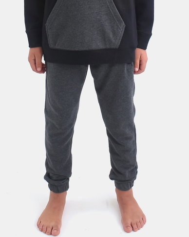 Fox Boys Swisha Fleece Pants Grey