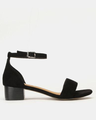 8641390da1f Women Sandals Summer Genuine Leather Heels Open Toe Women s Sandals Low  Block Heel 5.5CM Woman. Truffle - Chain ankle strap ...