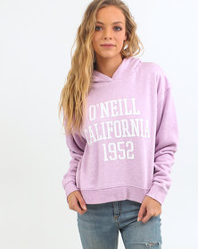 O'Neill Touring Pullover Hoodie Violet