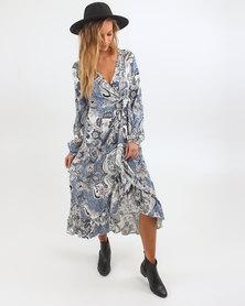 O'Neill Caitlyn Dress Multi