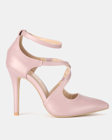 Utopia Cross Strap Courts Light Purple