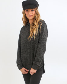 O'Neill Wildy Pullover Sweater Grey