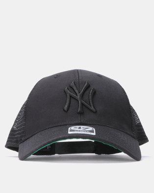 675f93dbab95d 47 Brand MVP New York Yankees Branson Cap Black