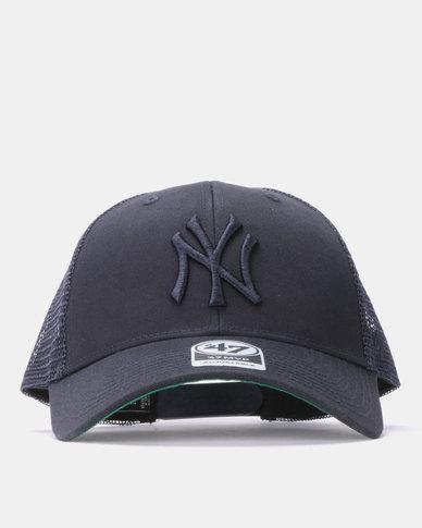 d39ace927bfc76 47 Brand MVP New York Yankees Branson Cap Navy