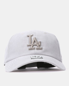 47 Brand Los Angeles ULTRABASIC '47 CLEAN UP Cap Grey