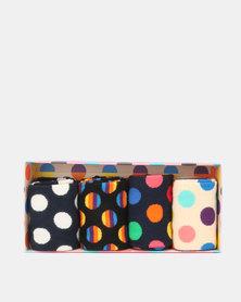 Happy Socks Dot Socks Gift Box Multi