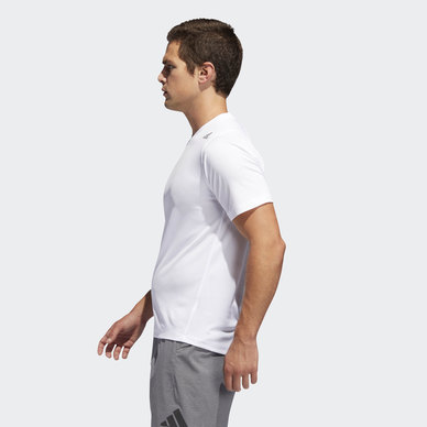 FREELIFT SPORT FITTED 3-STRIPES TEE