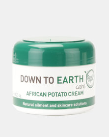 Down to Earth African Potato Cream