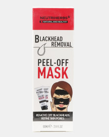Neutriherbs Blackhead Mask Tube